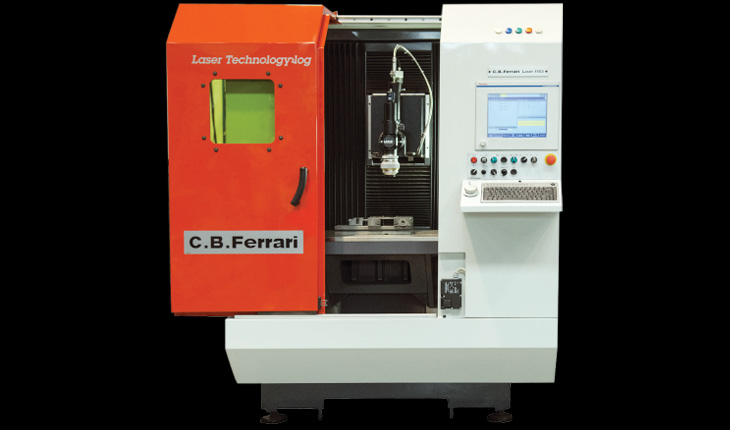 MACHINE LASER 1100 CB FERRARI