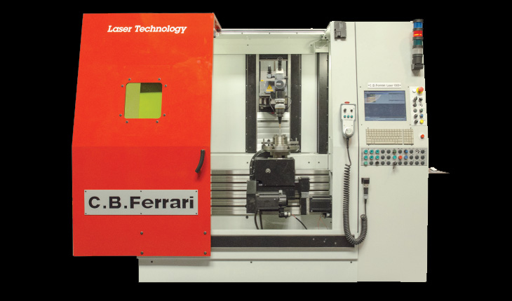 MACHINE LASER 1300 ET 1500 CB FERRARI