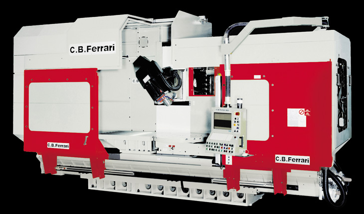 machine-outils SÉRIE S CB FERRARI