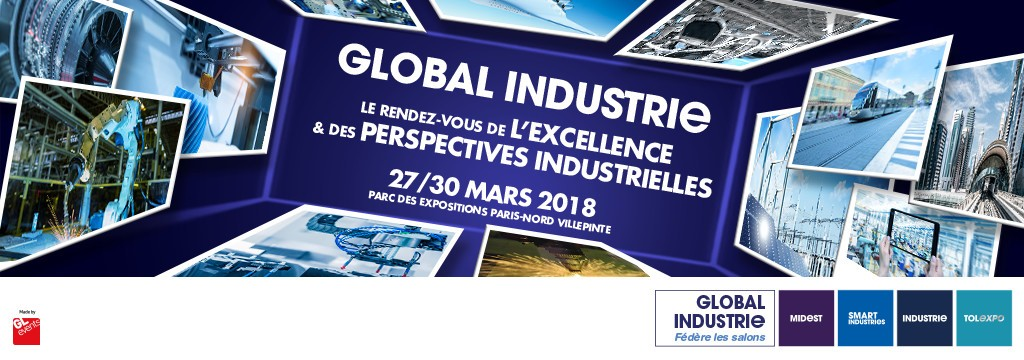 Salon Global Industrie Heidenhain