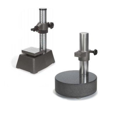 Marbre et colonne pour palpeur de mesure Heidenhain