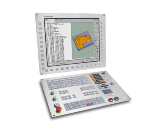 Commande numérique iTNC 530 Heidenhain