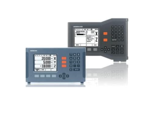Visu heidenhain pour machines-outils ND780 et ND 500