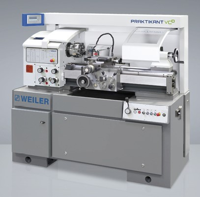 Machine-outil praktikant vcd WEILER