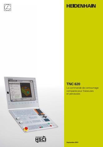 Catalogue CN Heidenhain TNC 620