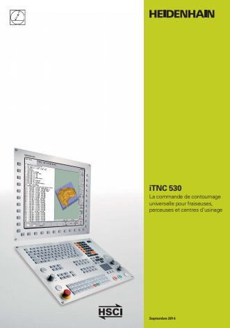 Catalogue CN Heidenhain iTNC 530