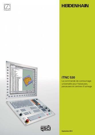 Catalogue CN Heidenhain iTNC 530