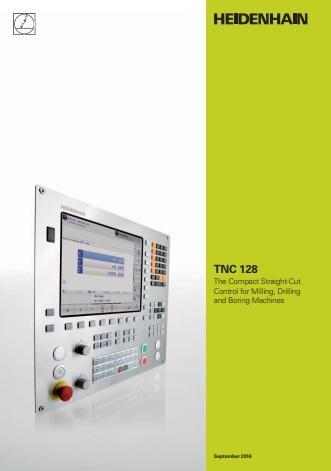Catalogue (English) CN Heidenhain TNC 128