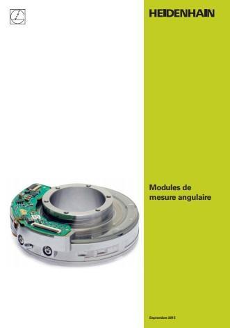 Catalogue Modules de mesure angulaire Heidenhain