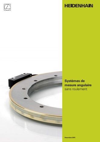 Catalogue des systèmes de mesure angulaire sans roulement