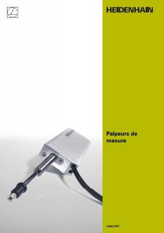 Catalogue palpeurs de mesure Heidenhain