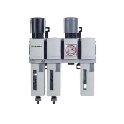 Système de filtrage d'air comprimé DA 400 Heidenhain