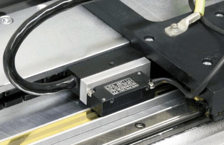 Les règles de mesure Heidenhain pour machines-outils