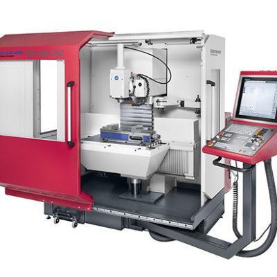 Fraiseuse à commande numérique WF 600 CNC Kunzmann